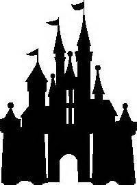 Disney Castle Silhouette - Bing Images. Might need this for something some day