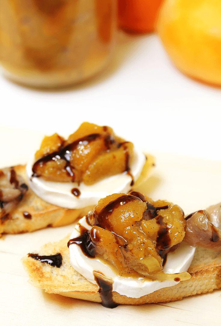 Chutney de Nísperos (con Curry y Vainilla)