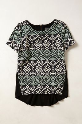 ellery top / anthropologie