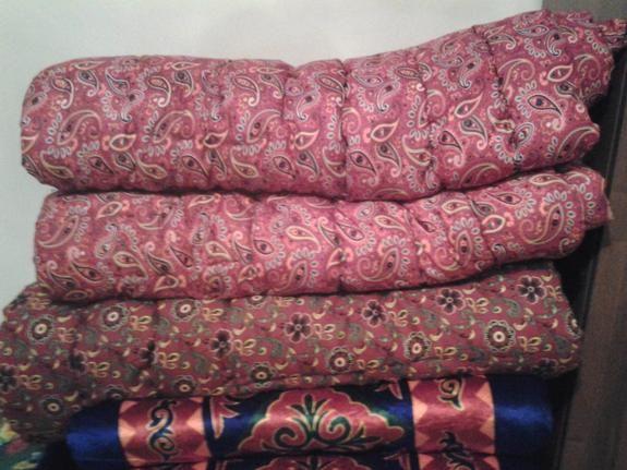 Тойбастар, коржын, приданое: Одеяло полуторка ручной работы на Маркете