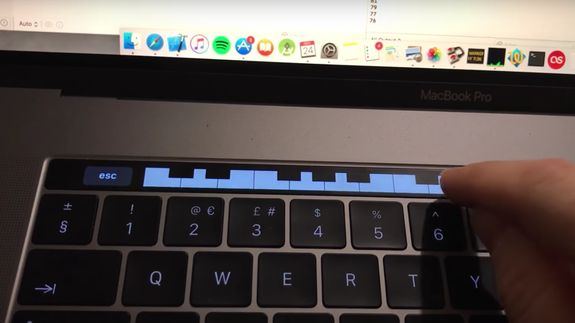 These 11 Touch Bar hacks will turn your MacBook Pro into a legendary machine Read more Technology News Here --> http://digitaltechnologynews.com  The new MacBook Pro Touch Bar is here so it's time to say goodbye to productivity.  From composing catchy tunes to playing games or making fart noises Apple's latest MacBook Pro feature has inspired a slew of quirky apps and hacks that you'll want to try out.  We're not saying they're all useful but there's no denying they're entertaining AF.  SEE…