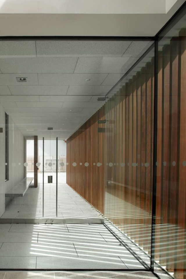 Image 19 of 19 from gallery of Ballyroan Parish Centre / Box Architecture. © Paul Tierney