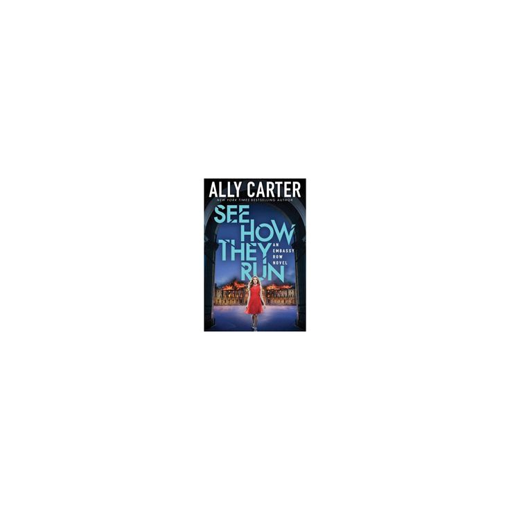 See How They Run (Unabridged) (CD/Spoken Word) (Ally Carter)