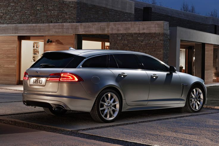 Image result for Jaguar expands XF lineup with Sportbrake wagon