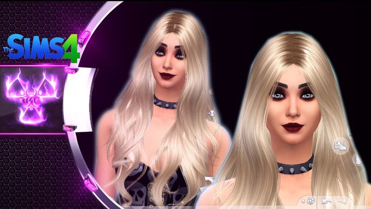 Sims 4 Making Taylor Momsen (from The Pretty Reckless ...