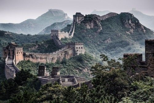 Big Great Wall by Marie-Claude Couillard