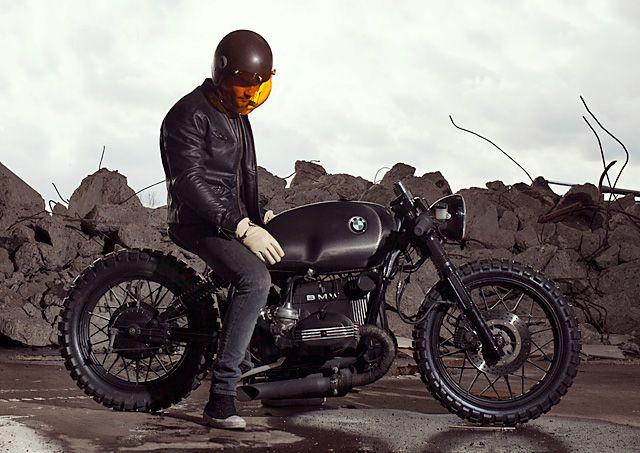 デンマークはオーフスに拠点を持つカスタムビルダー、Relic Motorcycles。 カフェレーサーを中心に、男臭いカスタムを多数仕上げています。
