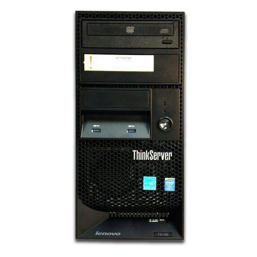 Lenovo ThinkServer TS140 70A4000HUX i3-4130 3.4GHz Server Desktop Computer - http://pctopic.com/desktops/lenovo-thinkserver-ts140-70a4000hux-i3-4130-3-4ghz-server-desktop-computer/