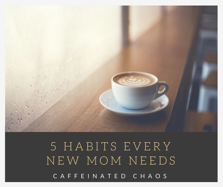 Whether you are a new mom, or your kids are older, here are 5 habits every mom needs. As moms we let even the most basic habit slide.