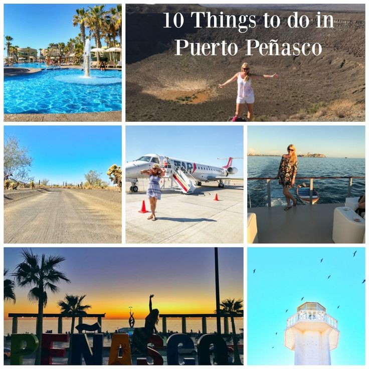 10 Things to do in Puerto Peñasco Mexico #PuertoPenasco #Mexico #FamilyTravel