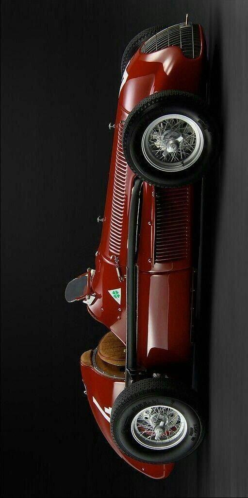 Alfa Romeo 158/9 Alfetta #AlfaRomeoclassiccars