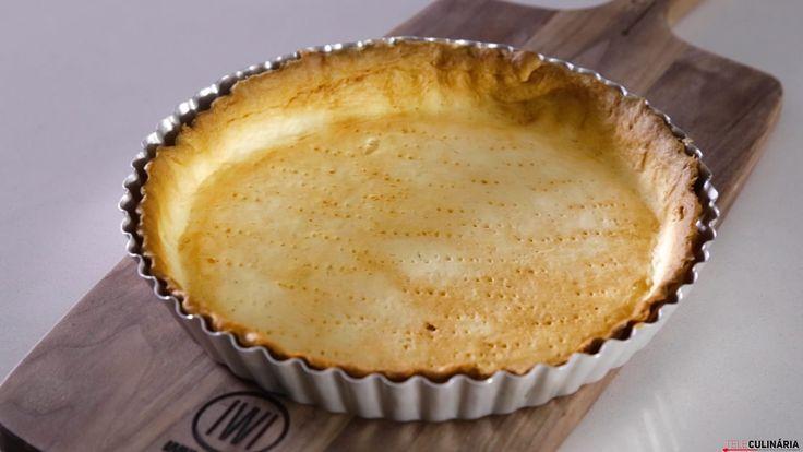 Receita de Cozedura da base para tartes. Descubra como cozinhar Cozedura da base para tartes de maneira prática e deliciosa!