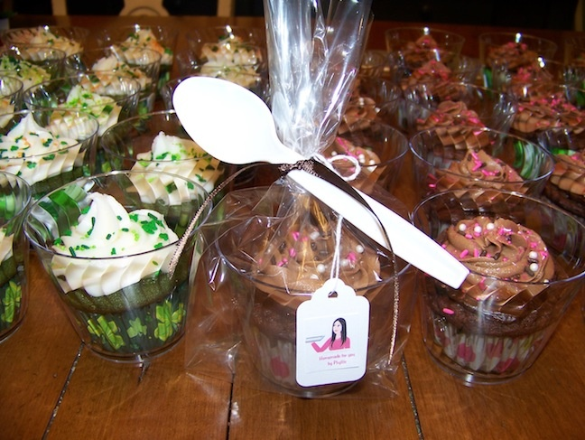 Packaging Cupcakes All The Sweet Things In All The Land