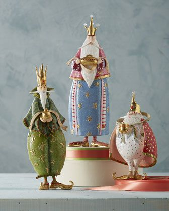 Patience Brewster Whimsical Nativity