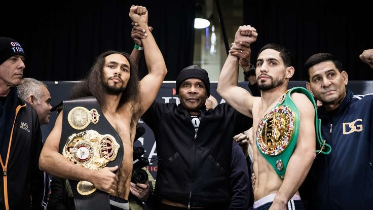New post on Getmybuzzup- ALL ACCESS Daily: Thurman vs. Garcia - Part Four | 4-Part Digital Series- http://getmybuzzup.com/?p=746217- Please Share
