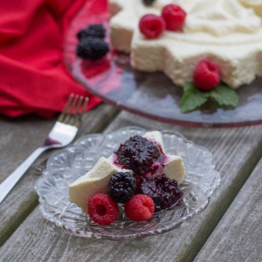 Bohuslän Äggost (Swedish Cheesecake)