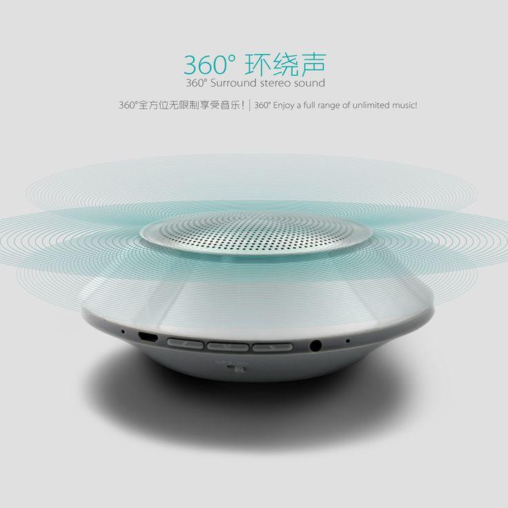 Elegant and stylish wireless speaker - BuyWithAgents