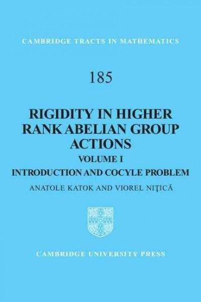 Rigidity in Higher Rank Abelian Group Actions: Introduction and Cocycle Problem