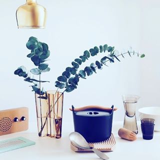 #ScandinavianStyle at it's best! #Iittala 's #interior objects are carefully designed for everyday aesthetics and functionality. Wether it's a gift or investment piece you're looking for, get in touch for more information | orders@olsonbaker.com