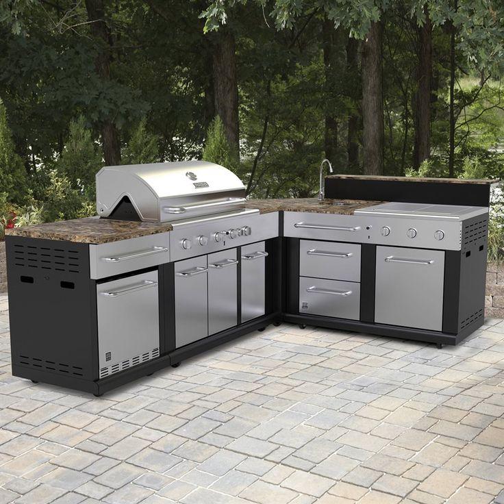 Compare Prices On Modular Kitchen Design Online Shopping: Best 25+ Modular Outdoor Kitchens Ideas On Pinterest