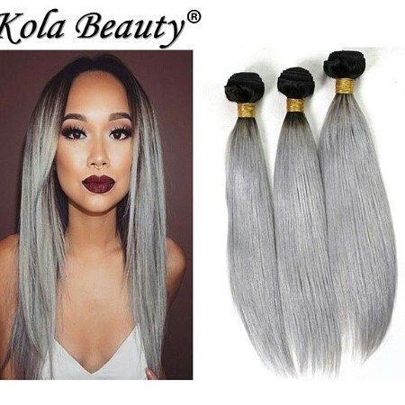 Grey virgin human hair 100% unprocessed hairthe best quality and wholesale price. pls contact me if you are interesin it. my whatsapp: 0086 15766396905