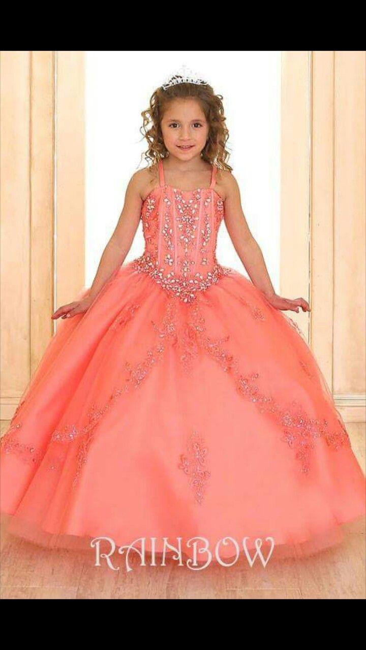 128 besten niñas Bilder auf Pinterest | Blumenmädchen, Kinderkleider ...