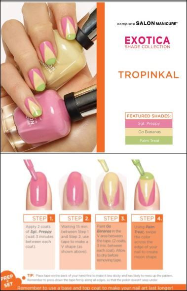 83 best nailed it sally hansen images on pinterest nail art 190de6411a402dd82a2e876644337184 designer collection preppyg prinsesfo Images