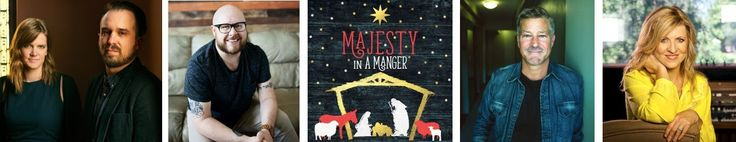 """Committed to resourcing churches with songs of substance for every service need, Integrity Music announces the global release of Majesty In A Manger, a new worship album for the Christmas season. Produced by Dove Award winner Michael Farren (AllAboutWorship) and Daniel Kinner (Mandisa/Royal Tailor), the album features 11 tracks including new songs and an instrumental. """"The Advent season brings some challenges to most worship leaders,"""" explains Adrian Thompson, Integrity's Vice President of…"""