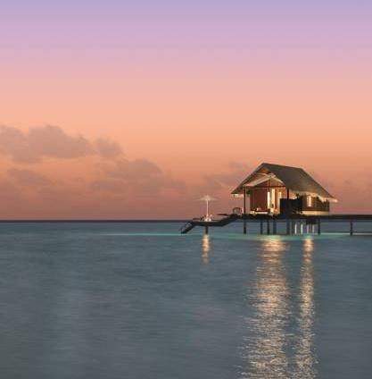 Hotel One Reethi Rah en Maldivas, un paraíso. Sólo hay que llevarse el bañador, nada más.  http://www.guias.travel/ver/?hotel/mv/one-and-only-reethi-rah.es-gb.html