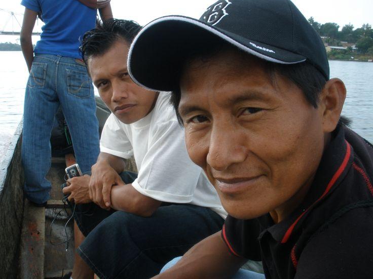 Wonderful people (Guna Yala´s from Pintupo Community), Bayano Lake, Panama