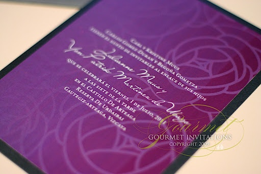 Invitations In Spanish For Wedding: 17 Best Images About DUAL LANGUAGE WEDDING INVITATIONS On