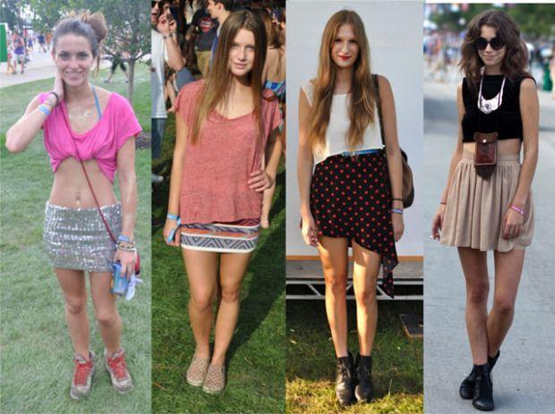 Estilo de Festival: Lollapalooza! - Fashion Frisson - Fashion Frisson