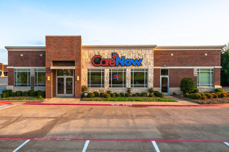 CareNow Plano located at 3821 W. Spring Creek Parkway