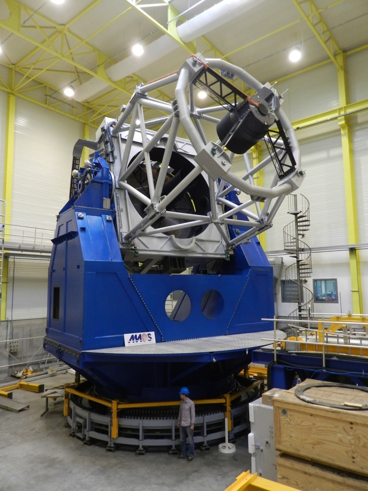 SYMETRIE - Sures hexapod on ARIES telescope at AMOS