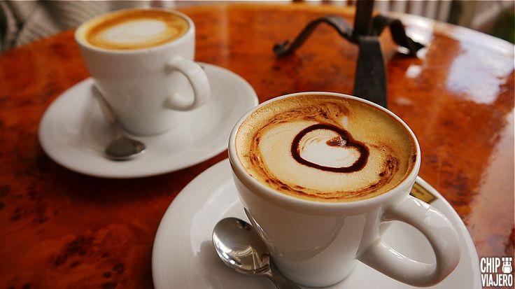Disfrutando de un café con la mejor vista de Bogotá ☕