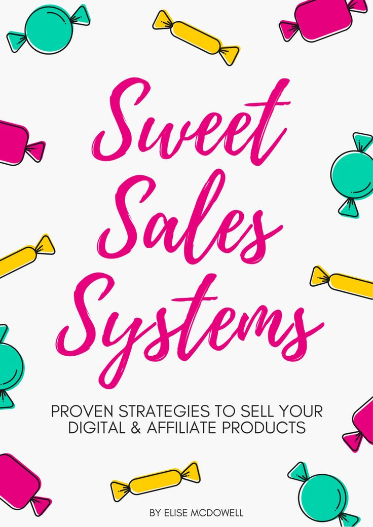 Are you searching for a guide to high-converting sales systems that make consistent sales every single day? Sweet Sales Systems is exactly that. It is meant for bloggers & entrepreneurs who want to build successful sales funnels and make daily sales of your product automatically. #affiliate #blogging #passiveincome