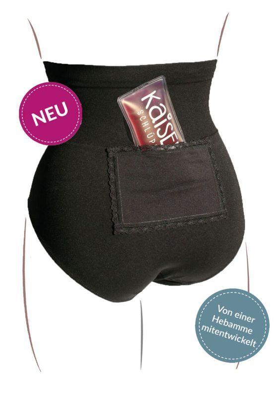 Kaiserschlüpfer - ideal nach Kaiserschnitt, Geburt, Schwangerschaft, Regel- u. Rückenschmerzen, Shapewear