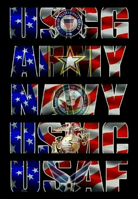 Thank you all for your service to our great country!