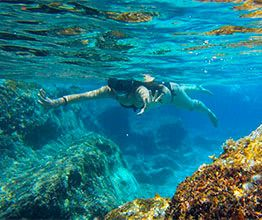 Diving in Greece - Folegandros Diving Center   Sea - U