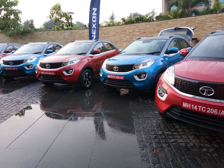 Tata Motors launches its compact SUV Nexon in Nepal