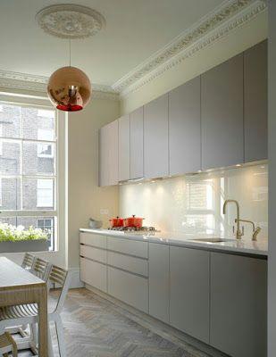 Contoh Gambar Desain Kitchen Set Lurus Kitchen Set Minimalis