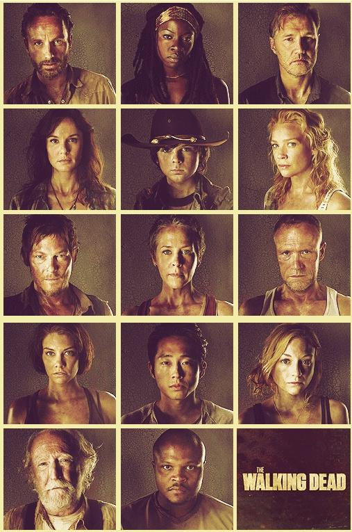 The Walking Dead, Season 3 http://pinterest.com/yankeelisa/the-walking-dead/