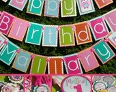 Girlie Fish Birthday Party Decorations Package - Swim On Over. Love the idea