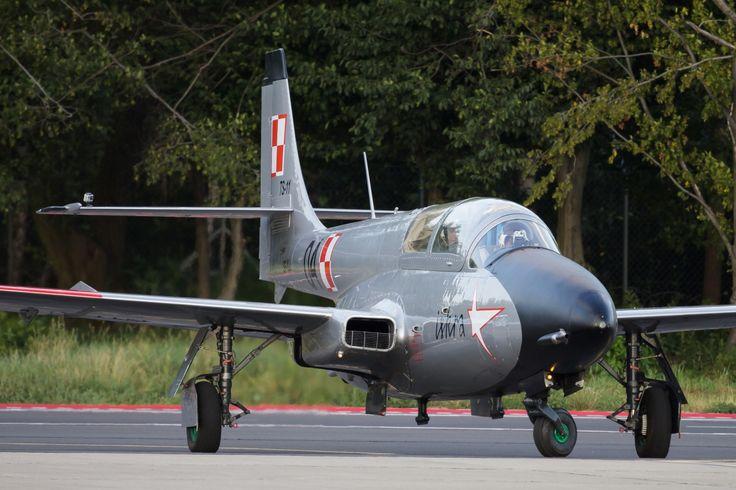 First in Poland civil JET-Aircraft TS11 Iskra
