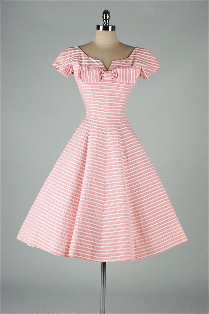 Dress Suzy Perette, 1950s Mill Street Vintage