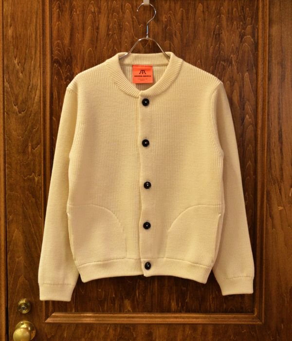 MAIDENS SHOP BLOG: NEW ARRIVAL -ANDERSEN-ANDERSEN SKIPPER JACKET-