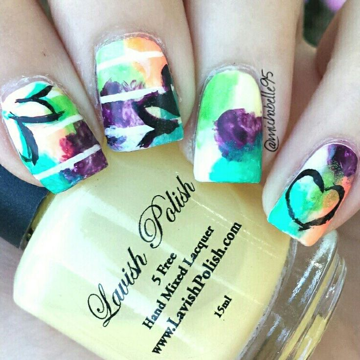 The 45 best @michabelle95 images on Pinterest   Nail polish, Gel ...