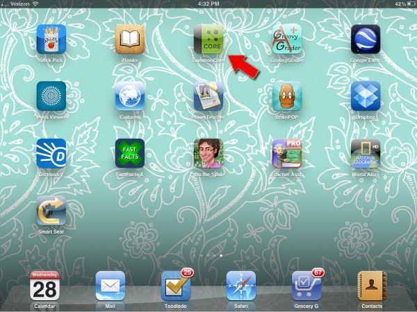 iPad apps for teachers