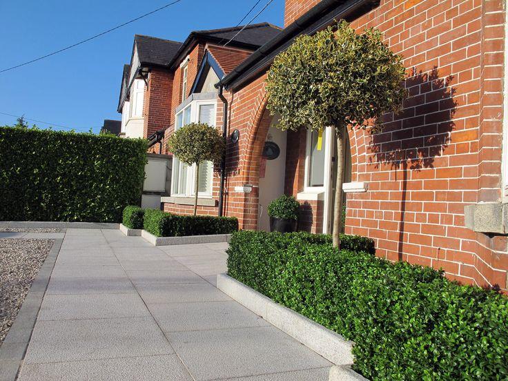 Good Granite Driveway Design U0026 Landscaping Ideas,Terenure, Dublin 6W, Ireland.  Www.