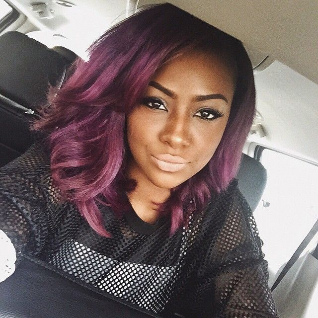259 best images about colored women with colored hair on